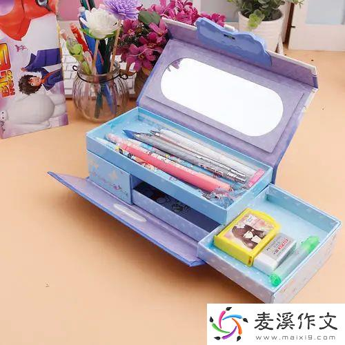 比本领 —— 想象小学生优秀日记周记文具盒里的争吵作文500字